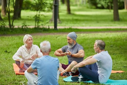 des cours de yoga à Paris 17